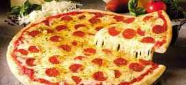 75 acres of pizza are eaten in U.S. everyday