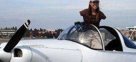Jessica Cox – Armless Girl Pilot
