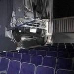 car in theatre