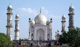 Bibi Ka Maqbara in Aurangabad (Maharashtra) India
