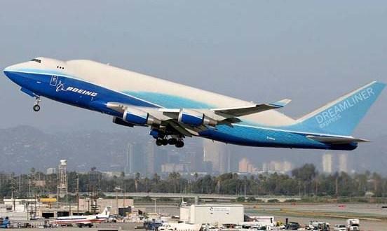 unusual plane