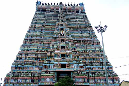 Temple of Srirangam