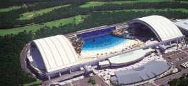 Seagaia Ocean Dome – world's largest indoor waterpark