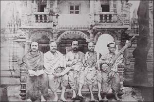 A group from Vaishnava