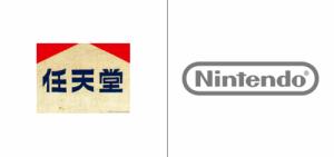 Nintendo logo old vs new