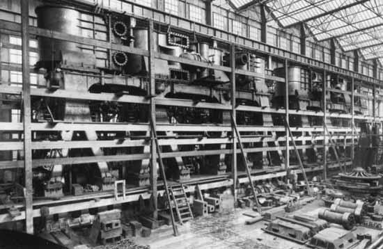 titanic engine