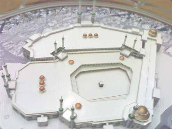 mecca future