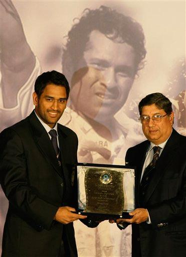 Chennai Super Kings owner