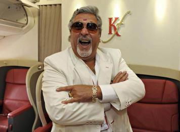 Royal Challengers Bangalore owner - Vijay Mallya
