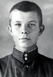 Yuri Gagarin young