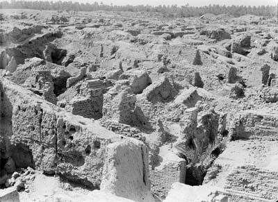 babylon ruins 1932