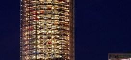 Autostadt – Volkswagen Car Tower in Germany