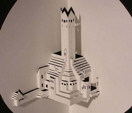 Cut Paper Art 03