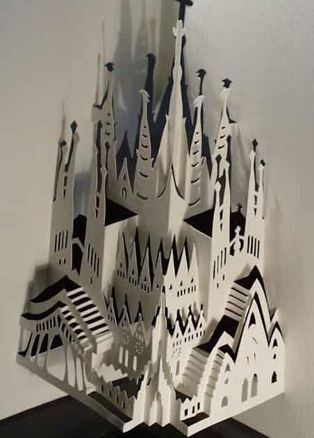 Cut Paper Art 19