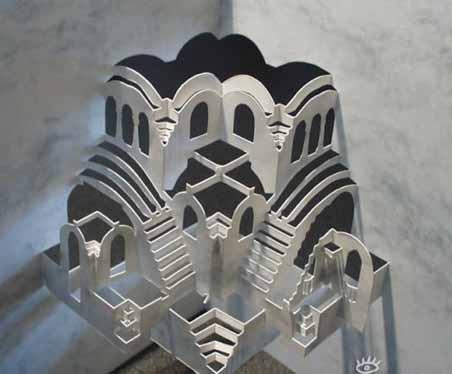 Cut Paper Art 22