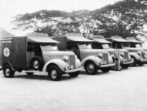 Ambulance at Chennai 1940