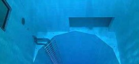 Nemo 33 – Deepest Swimming Pool of the world