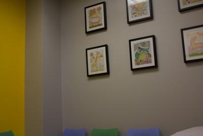 Yellow room 1