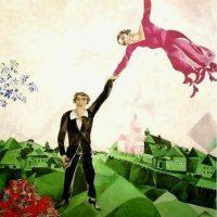 Appuntamenti con l'arte. Seconda puntata: Marc Chagall - La passeggiata