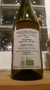 Aquila del Torre - Friuli Colli Orientali Vit dai Maz 2013