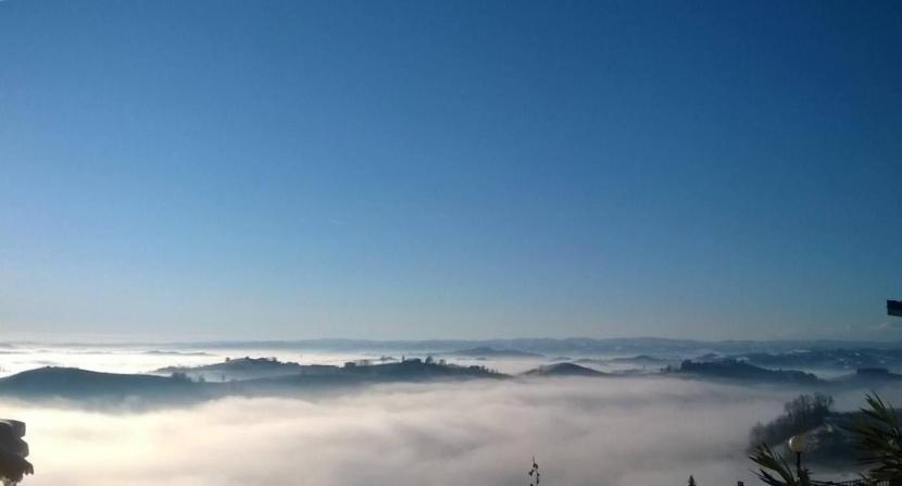 Piemonte - Il Roero visto da Cisterna