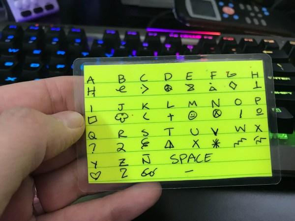 Code Key