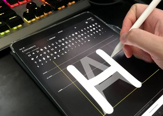 Creating a Font