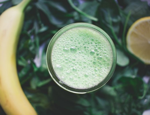 Nourishing Pear Smoothie