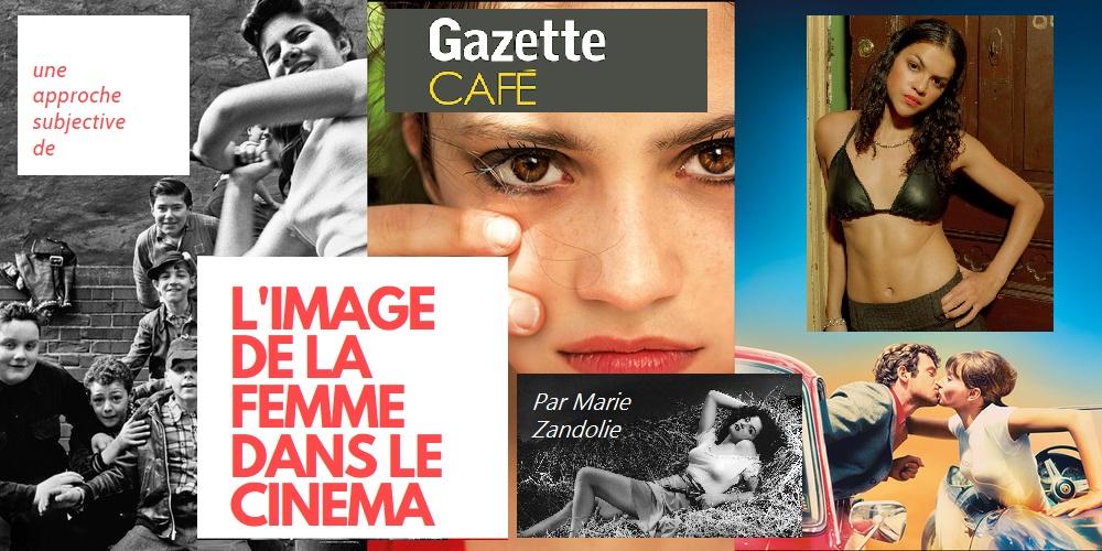Actualité des adhérentes : Conférence «L'image de la femme au Cinéma» par Marie Zandolie