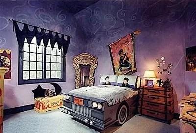 Harry Potter Une Source Dinspiration Pour Sa Chambre De Grand