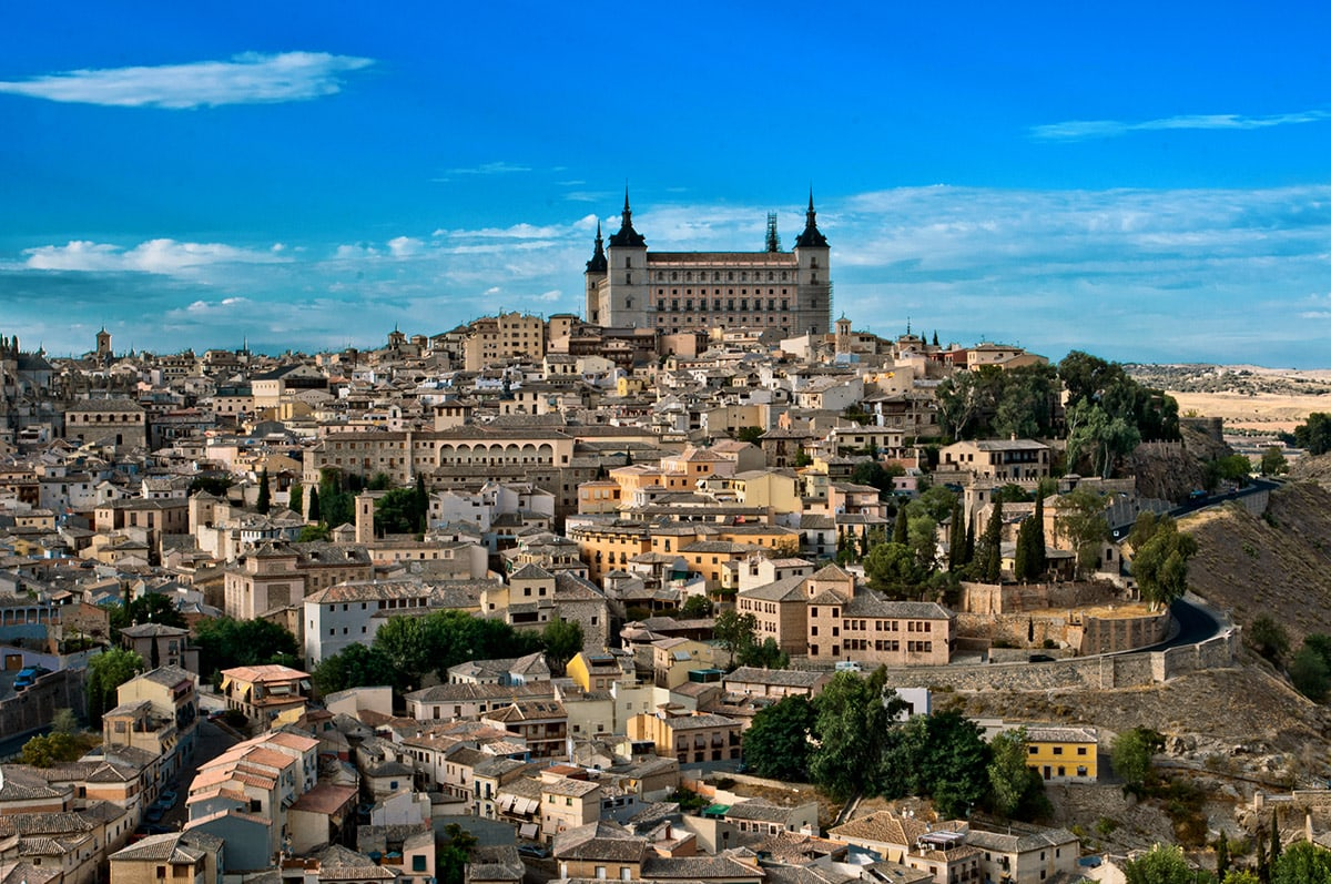 Landmarks Of Spain