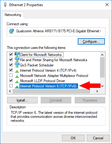 Thunderbird email cannot connect to smtp server wondernerd network settings uncheck ipv6 m4hsunfo Images