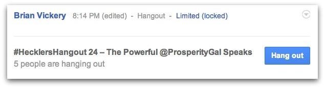 Google Hangouts – Fun and Functional!