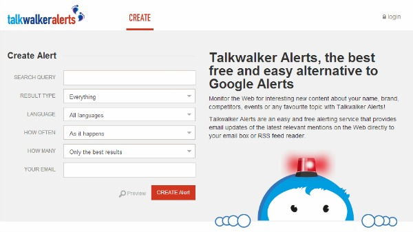 How to Use Talkwalker Alerts to Find Out Who's Talking About You