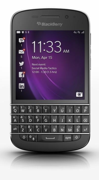 BlackBerry Q10 – The Best of Both Worlds?