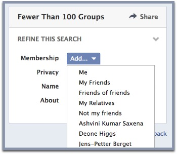 Find a New Favorite Facebook Group with Enhanced Search