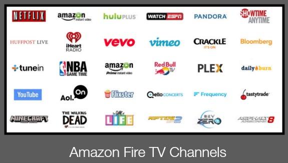 TV Apps Amazon Fire