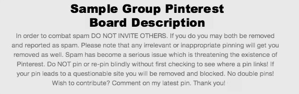 8 Top Tips for Joining Group Pinterest Boards!