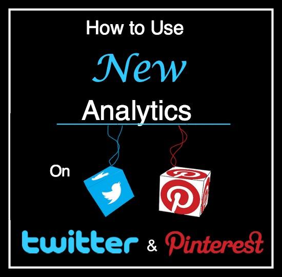 Twitter Pinterest Analytics