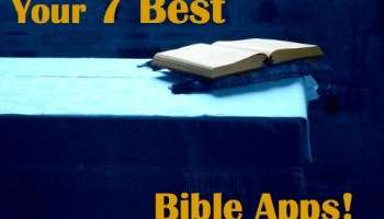 Bible App Offers Fun New Ways to Share Scripture