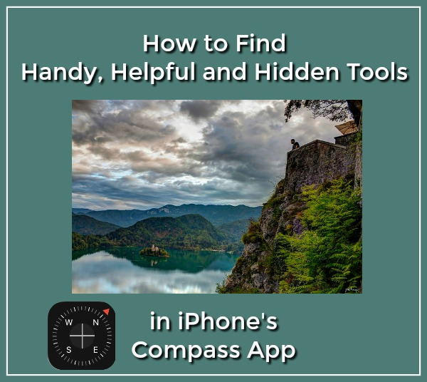 How to Find Handy, Helpful and Hidden Tools in iPhone's