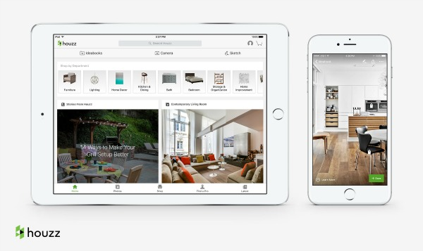 7 Helpful Home Improvement And Design Apps [Infographic]