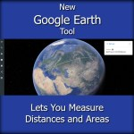 New Google Earth Tool Lets You Measure Distances and Areas