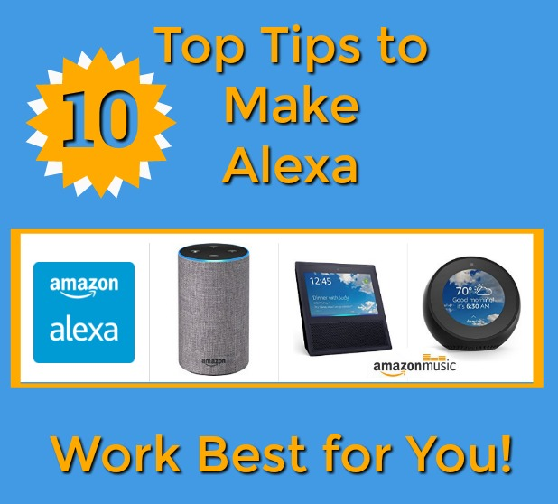 Top Alexa Tips