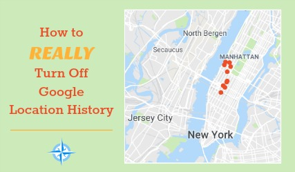 Turning Off Google Location History for Real