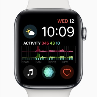 Complications Apple Watch Series 4