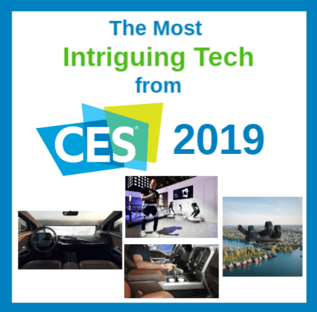 Best Tech from CES 2019