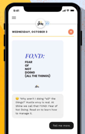 Daily Shine Texts — Get Inspiration to Start Your Day