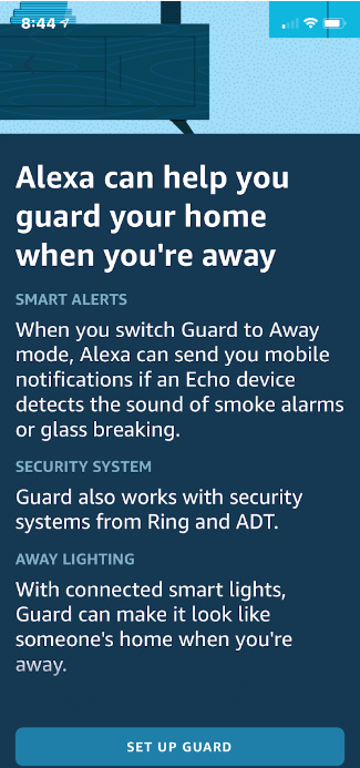 Guard Is a New Alexa Skill That Can Help Keep Your Home Safe When