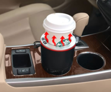 Commuter's Heating and Cooling Cup